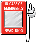 In Case of Emergency, Read This Blog